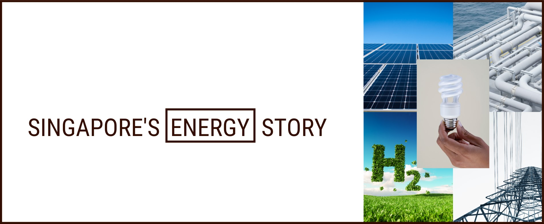 Our Energy Story - Energy Market Authority